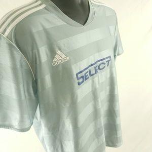 Select Adidas Clima Lite Soccer Jersey SZ L